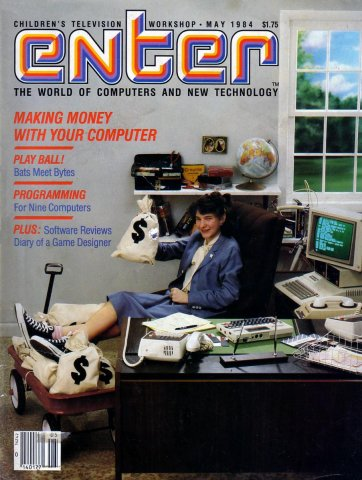 Enter Issue 07 May 1984