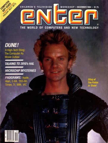 Enter Issue 13 December 1984