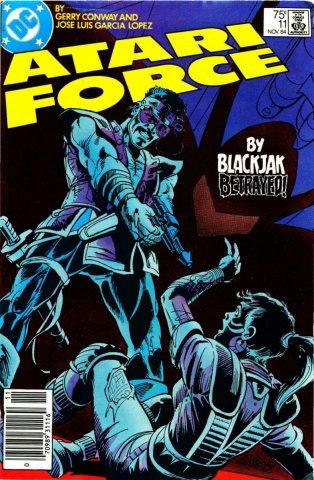 Atari Force Issue 11 November 1984
