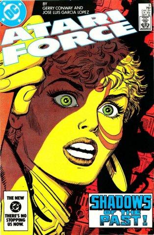 Atari Force Issue 09 September 1984