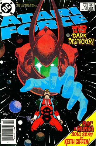 Atari Force Issue 12 December 1984