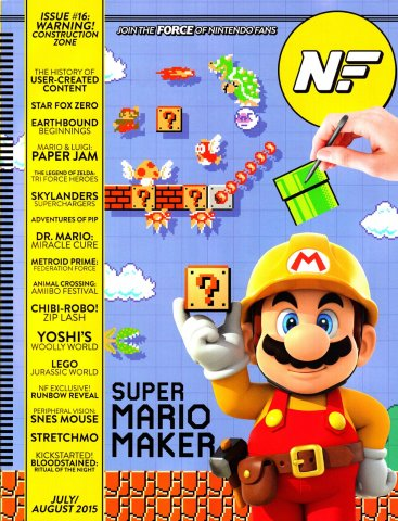 Nintendo Force Issue 016 July/August 2015