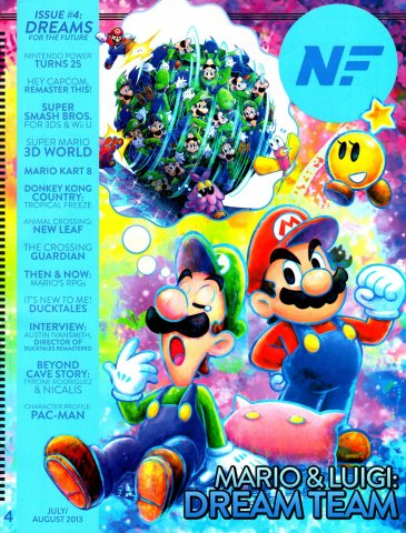 Nintendo Force Issue 004 July/August 2013