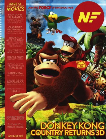 Nintendo Force Issue 003 May/June 2013