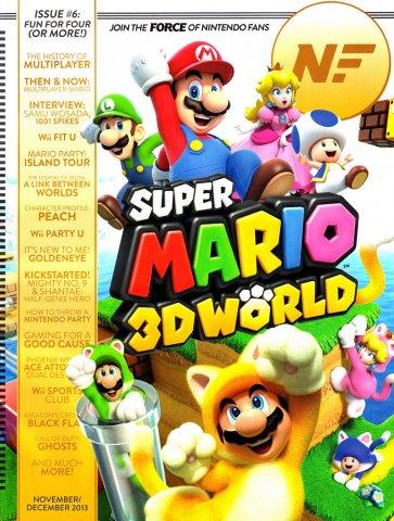 Nintendo Force Issue 006 November/December 2013