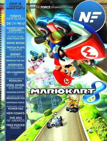 Nintendo Force Issue 008 March/ April 2014