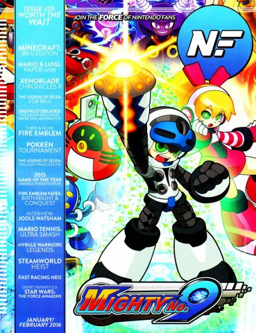 Nintendo Force Issue 019 January/February 2016