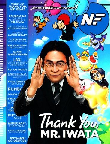 Nintendo Force Issue 017 September/October 2015