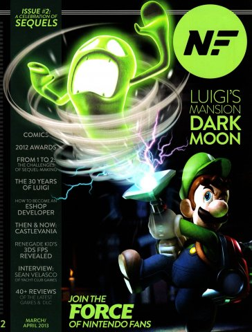 Nintendo Force Issue 02 March/April 2013