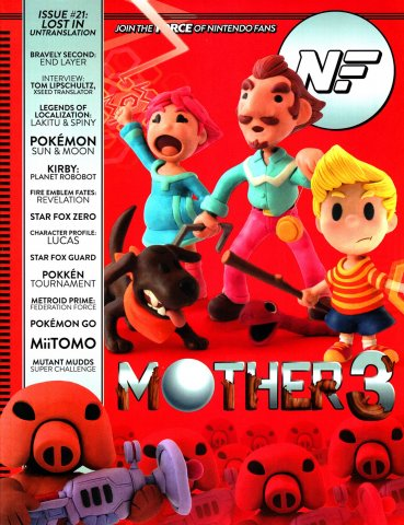 Nintendo Force Issue 021 May/June 2016