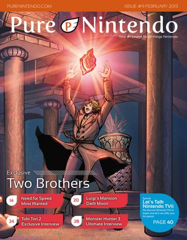 Pure Nintendo Magazine Issue 09 February 2013