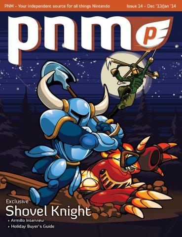 Pure Nintendo Magazine Issue 14 December 2013/January 2014