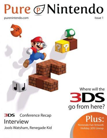 Pure Nintendo Magazine Issue 01 October 2011