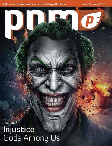 Pure Nintendo Magazine Issue 10 April 2013