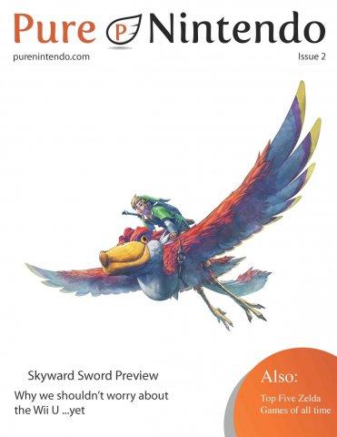 Pure Nintendo Magazine Issue 02 November 2011