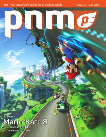 Pure Nintendo Magazine Issue 11 June 2013