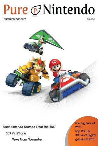 Pure Nintendo Magazine Issue 03 December 2011