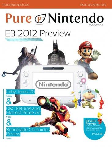 Pure Nintendo Magazine Issue 05 April 2012