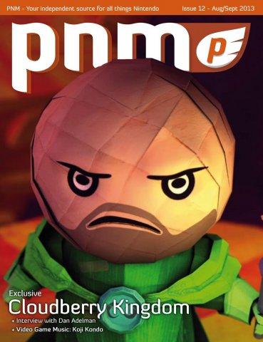 Pure Nintendo Magazine Issue 12 August/September 2013