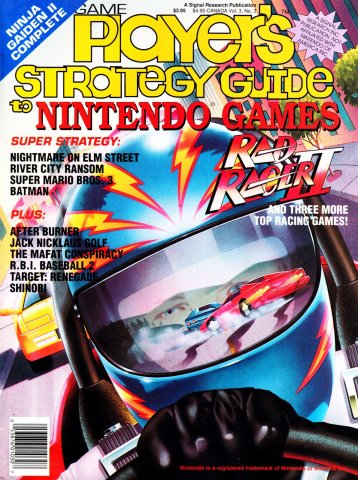 Game Player's Strategy Guide to Nintendo Games Vol.3 No.3 (June/July 1990)