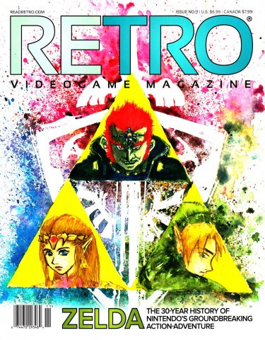 Retro Videogame Magazine Issue 011