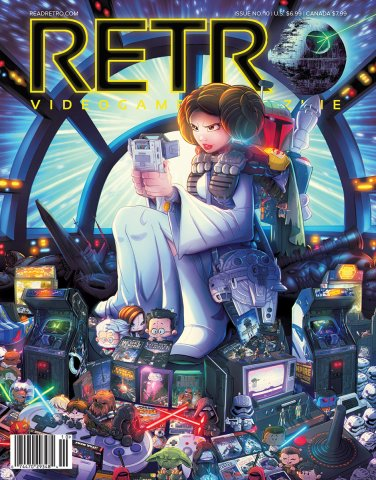 Retro Videogame Magazine Issue 010