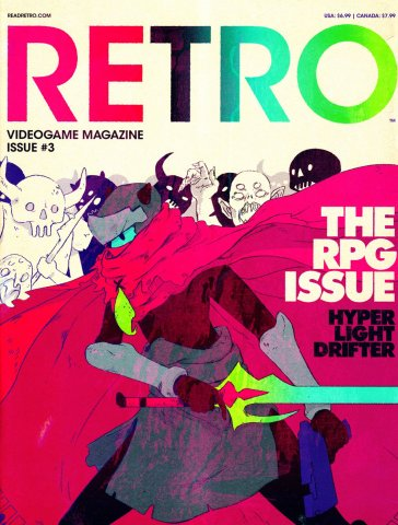 Retro Magazine Issue 003 May/June 2014