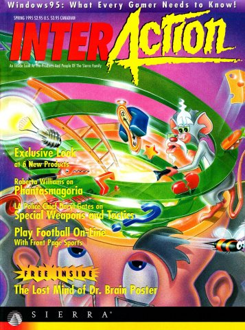 InterAction Issue 23  (Volume 8 Number 1) Spring 1995