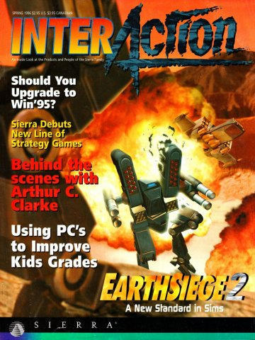InterAction Issue 26 (Volume 9 Number 1) Spring 1996