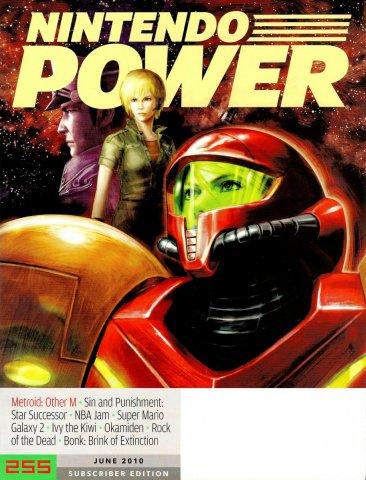 Nintendo Power Issue 255 June 2010