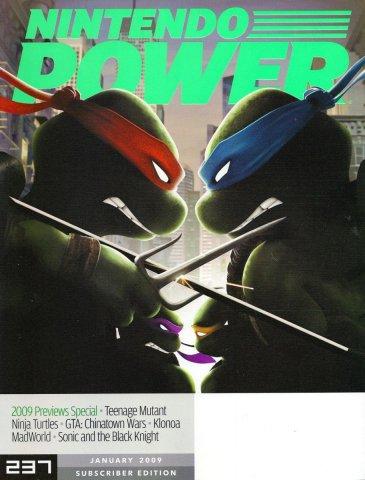 Nintendo Power Issue 237 January 2009