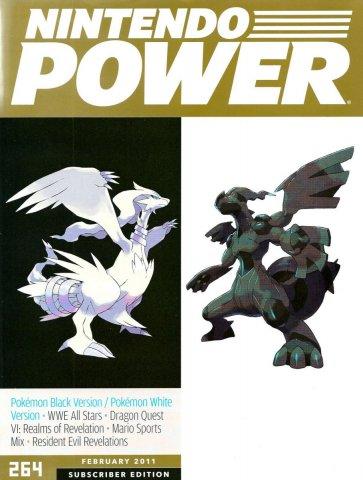 Nintendo Power Issue 264 February 2011