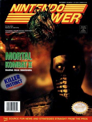 Nintendo Power Issue 064 (September 1994)