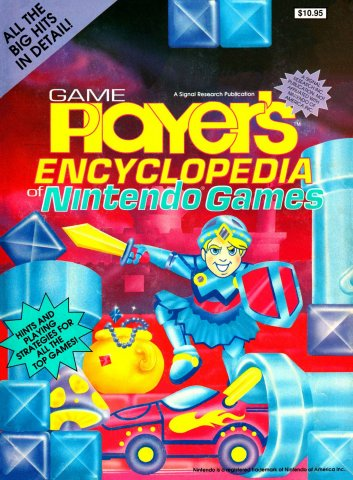 Game Player's Encyclopedia of Nintendo Games