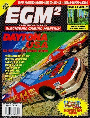 EGM2 Issue 02 (August 1994)