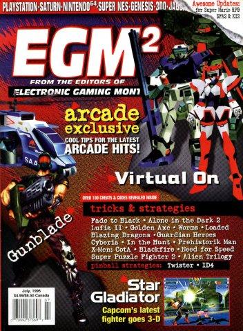 EGM2 Issue 25 (July 1996)