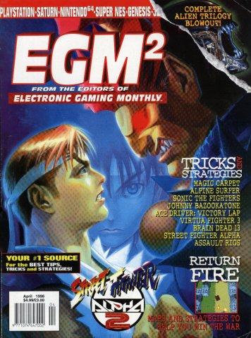 EGM2 Issue 22 (April 1996)