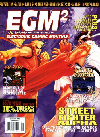 EGM2 Issue 19 (January 1996)