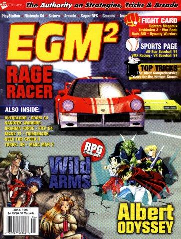 EGM2 Issue 36 (June 1997)