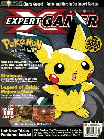 Expert Gamer Issue 79 (January 2001)