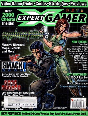 Expert Gamer Issue 70 (April 2000)