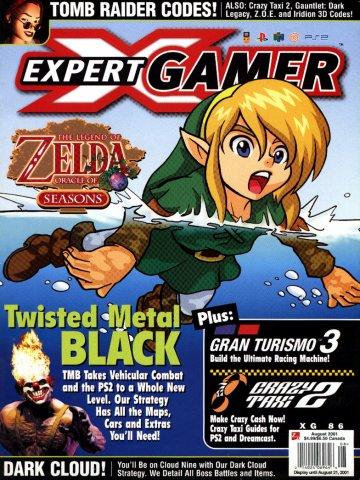 Expert Gamer Issue 86 (August 2001)