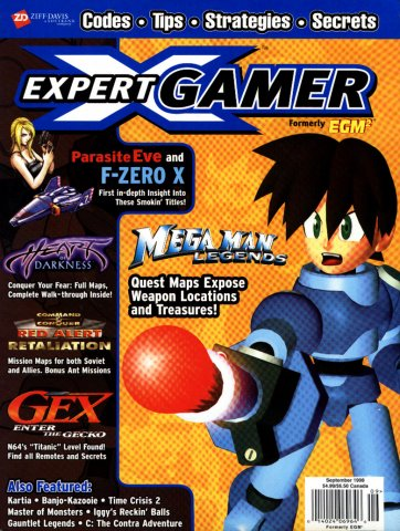 Expert Gamer Issue 51 (September 1998)
