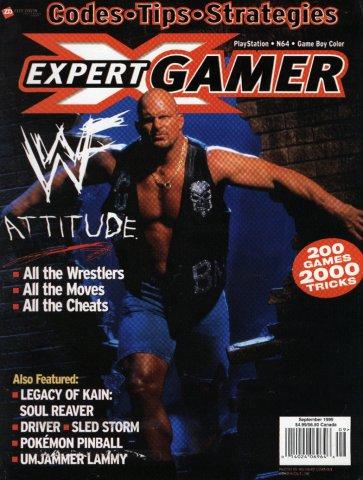 Expert Gamer Issue 63 (September 1999) Cover A