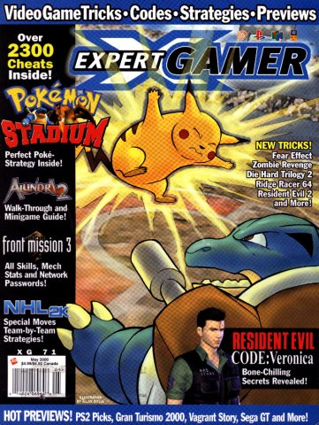 Expert Gamer Issue 71 (May 2000)
