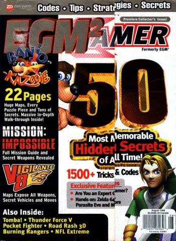 Expert Gamer Issue 50 (August 1998)