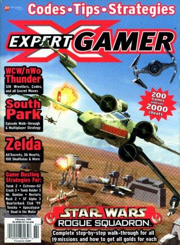 Expert Gamer Issue 56 (February 1999)
