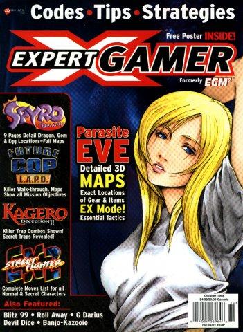 Expert Gamer Issue 52 (October 1998)