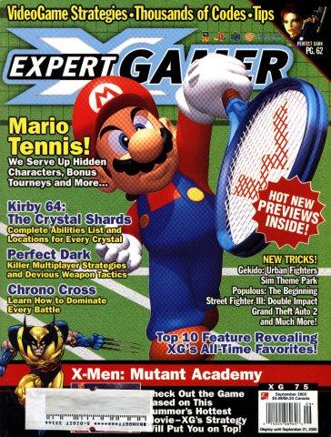 Expert Gamer Issue 75 (September 2000)
