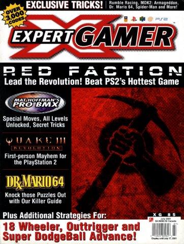 Expert Gamer Issue 85 (July 2001)